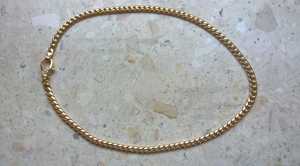 Goldkette 18k