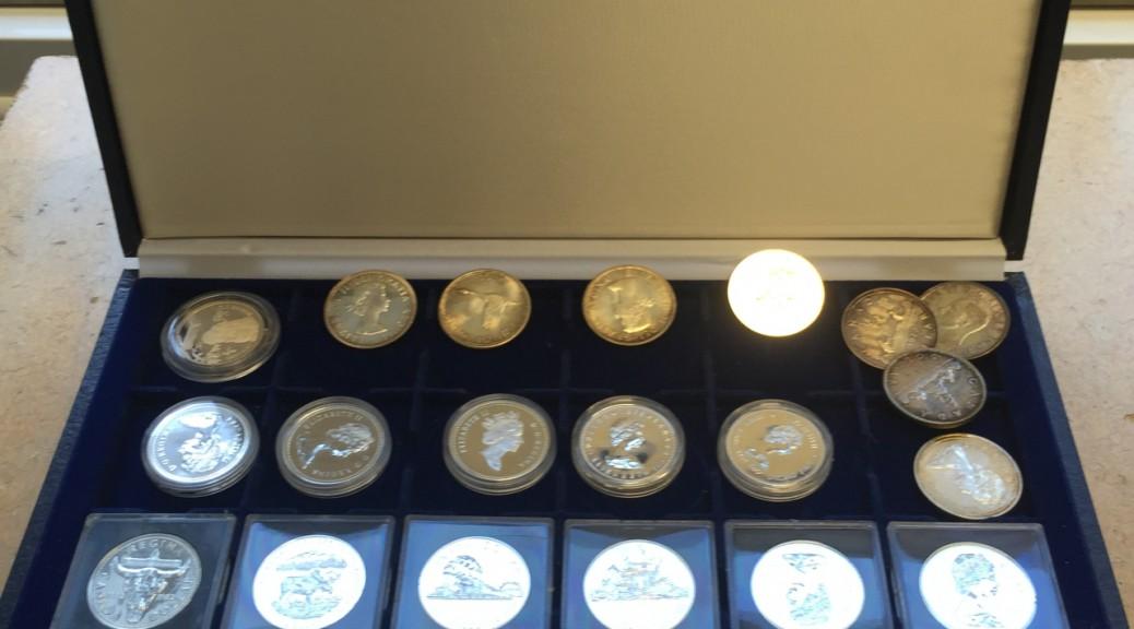 Gedenkmünzen