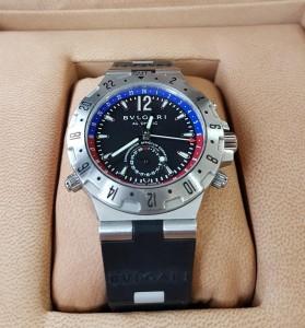 Uhr BULGARI Diogano Professional GMT