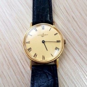 Goldene Uhr ULYSSE NARDIN