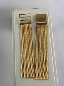 Goldenes Uhrenarmband