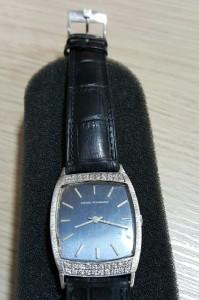 Weißgold Uhr Girard Perregaux