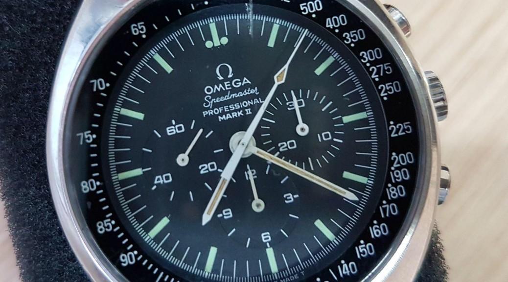 Herren Armbanduhr OMEGA Speedmaster