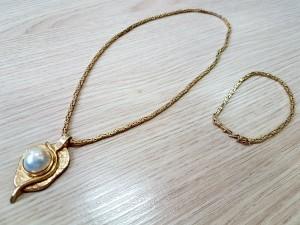 Gold Königskette & Königsarmband