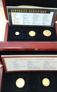 Sammelmünzen