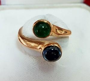 Goldener Ring