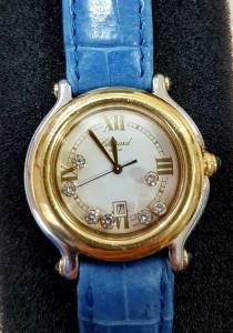 CHOPARD Happy Sport Damen Armbanduhr
