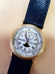 Goldene Uhr Girard Perregaux