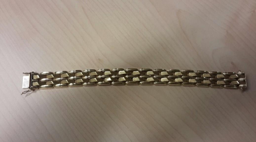 Goldenes  Armband  750