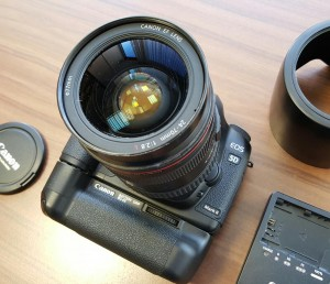 Canon SLR EOS 5D
