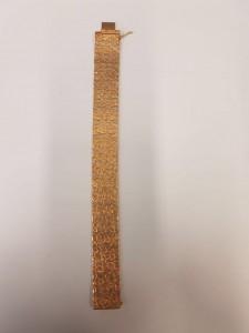 Goldenes Armband zweifarbig