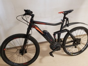 E-Bike CUBE Stereo Hybrid 140 Pro 27,5