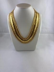 Goldenes Collier