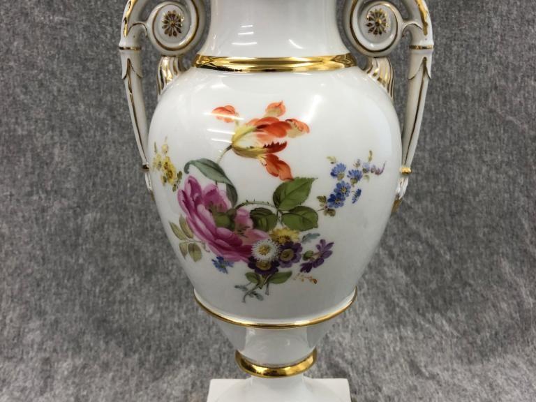 Porzellan Vase Meissen