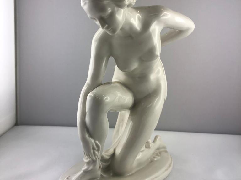 Porzellanfigur Rosenthal